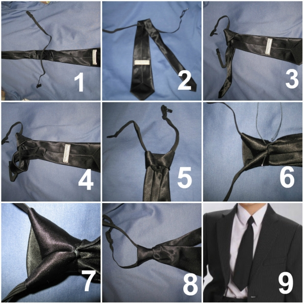 Как сделать галстук своими руками фото инструкция 13