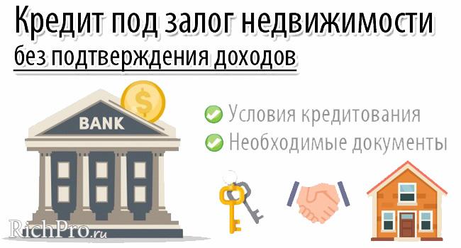 Кредит под залог какие банки выдают в орле