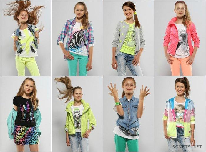 2fabbccd661e8b Модний одяг для підлітків.