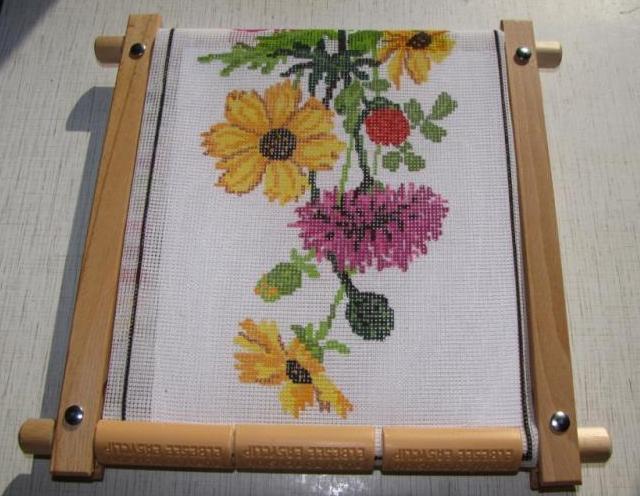 Размер рамки для вышивки